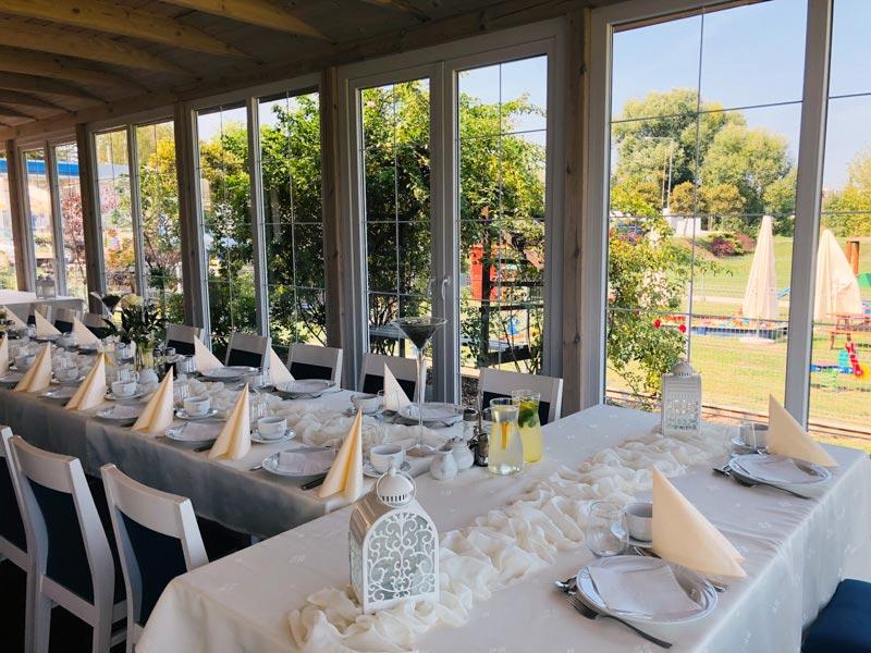 Taras - Restauracja Paradis